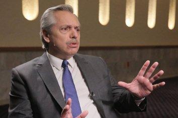 """Alberto Fernández, tras reunión con Cristina: """"El Gabinete ya básicamente está"""""""
