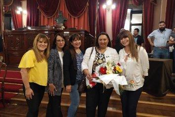 Reconocimiento y homenaje a enfermeros en Cámara de Diputados