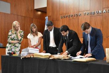 Cuatro ofertas para ejecutar la primera etapa de los tribunales de Gualeguaychú