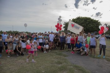 El centro de salud Dr Selig Goldin cerró la campaña 100.000 corazones