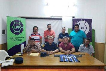 Se presentó oficialmente la final de la Liga Paranaense