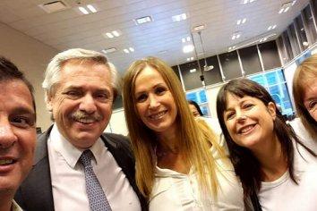 Alberto Fernández se reunió con los diputados nacionales del