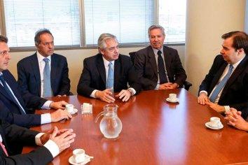Alberto confirmó que Felipe Solá será Canciller y Daniel Scioli embajador en Brasil