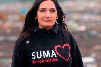 """Anabella Albornoz: """"Lo urgente es el hambre cero"""""""