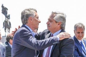 """La Iglesia convocó a Mauricio Macri y Alberto Fernández a """"poner fin a los desencuentros y peleas"""""""