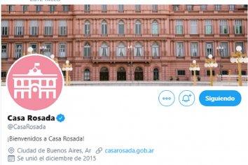 La transición también es digital: Macri le pasó las cuentas oficiales de redes sociales al equipo de Alberto
