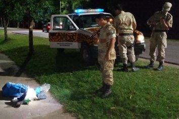 Interceptaron a dos cazadores de Santa Elena y les secuestraron un arma modificada