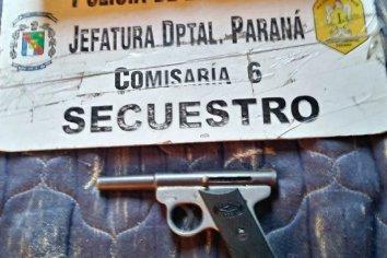 Allanamientos en Barrio Belgrano