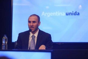 Guzmán dijo que Argentina está en virtual default