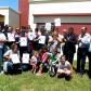 La provincia dejó inauguradas 36 nuevas viviendas destinadas al personal de la policía de Entre Ríos, en la localidad de Colón