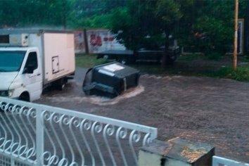 El municipio monitorea y asiste a los vecinos en zonas afectadas