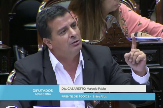 """""""El Gobierno Argentino negocia en defensa de los intereses del pueblo argentino"""""""