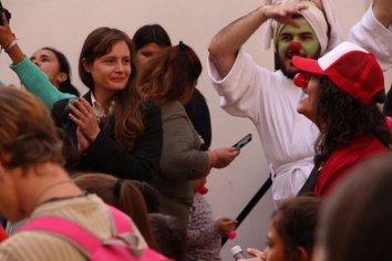 Francisca D´Agostino es la nueva secretaria de Cultura de Entre Ríos