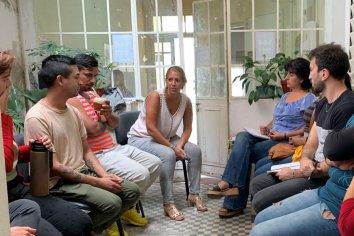 Desde la Municipalidad destacan encuentro con referentes del colectivo LGBTTTIQP+