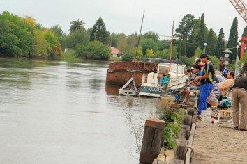 Hallaron el cuerpo de un turista en el Río Gualeguaychú