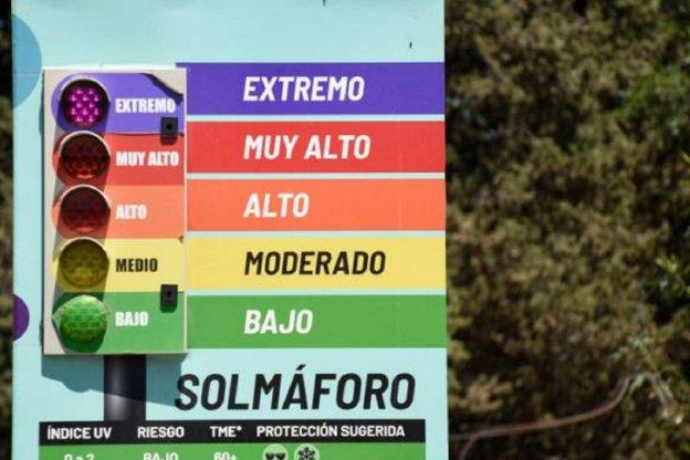 """La Isla del Puerto tendrá un """"solmáforo"""""""