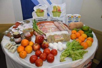 Productores de la Economía Social ofrecieron sus productos a beneficiarios de la Tarjeta Alimentar
