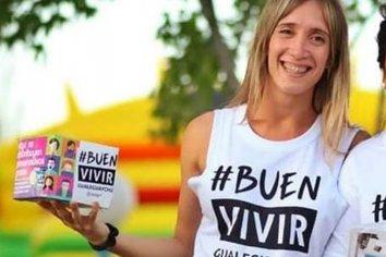 Manuela González es la primera funcionaria trans