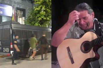 Un popular folclorista entrerriano detenido por Narcotráfico