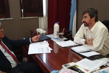 Giano y Cañete articulan estrategias de trabajo en común