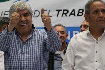 Crece la tensión por la autorización del Gobierno a nuevos sindicatos que compiten con los de Moyano y Palazzo