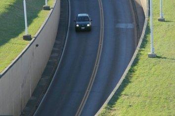 Inician la reconstrucción integral de las rampas de acceso al Túnel