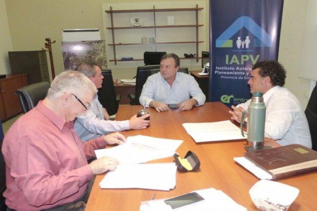 Construirán nuevas viviendas para Estancia Grande