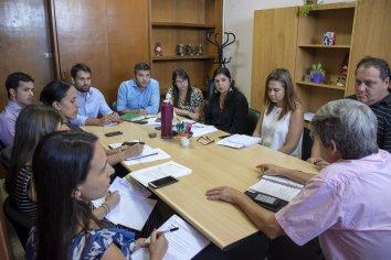 Entre Ríos consolida el trabajo interministerial en el plan Argentina contra el hambre
