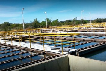 """La producción de agua potable es """"normal"""" pero advierten que el consumo ha crecido en forma """"desmedida"""""""