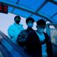 Comenzaron a aplicar el protocolo en los vuelos que llegan a Ezeiza desde Roma