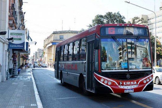 El municipio intimó a Buses Paraná a regularizar la prestación del servicio