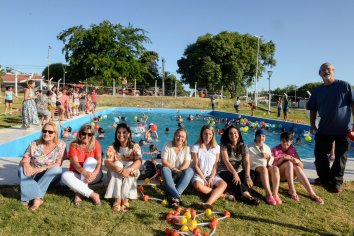 La provincia acompañó el cierre de las vacaciones en el Barrio Mitre