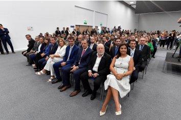 Intendentes oficialistas y de la oposición coincidieron en la necesidad de la reforma previsional que planteó Bordet