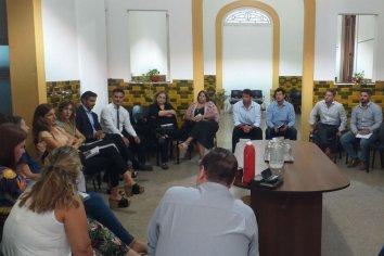 Segunda reunión coordinada para prevenir casos de violencia