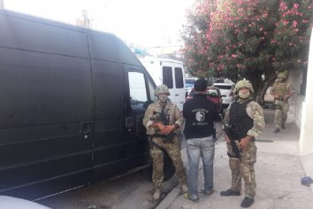 La división Toxicología de la policía de Entre Ríos incautó droga en un barrio de Paraná