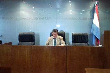 La Cámara de Casación de Paraná confirmó la condena a Juan José Canosa