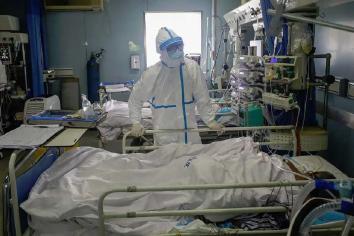La OMS advierte que hay que prepararse para una posible pandemia de coronavirus
