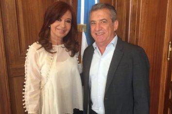 Ratificado como embajador, Urribarri agradeció a Cristina y Alberto por el apoyo, la generosidad y la confianza