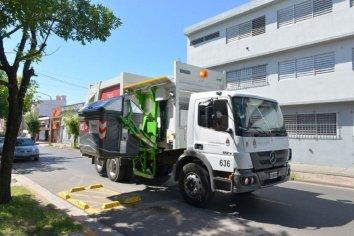 Cronograma de recolección de residuos para el fin de semana