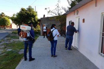 Patio Limpio: Efectores municipales recorrieron más de 250 manzanas en 26 barrios de Paraná