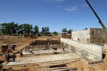 """""""La planta de agua de Concordia será uno de los legados más importantes de Bordet para la ciudad y la provincia"""""""