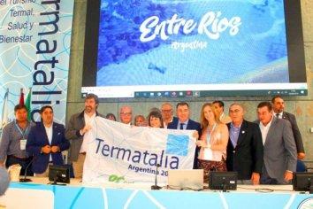 Entre Ríos será sede de una nueva edición del foro mundial de termalismo