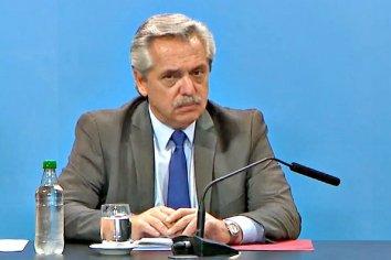 Alberto Fernández, contra la oposición por las jubilaciones judiciales