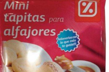 """ANMAT prohíbe galletitas, tapas de alfajores marca """"Día"""" y un aceite de oliva"""