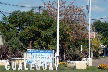 Declararon a Gualeguay como zona de transmisión comunitaria sostenida
