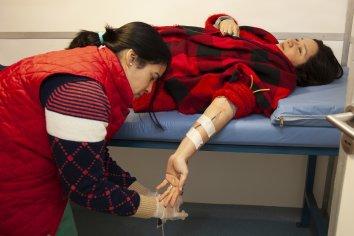 Disminuyó la cantidad de donantes de sangre y como consecuencia Salud reorienta las colectas