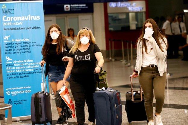 Coronavirus en Argentina: murieron cuatro personas más y son 12 los fallecidos en todo el país