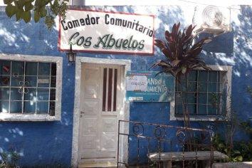 """En el Comedor """"Los Abuelos"""" brindan viandas a los vecinos"""
