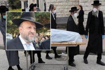 Falleció un rabino de 55 años por Coronavirus y ya son 31 las víctimas fatales en Argentina