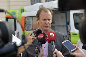 Bordet llevó tranquilidad a los entrerrianos de que se está trabajando para superar la crisis